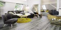 Trends: Innovative technologies for authentic design - Laminate flooring is becoming increasingly versatile